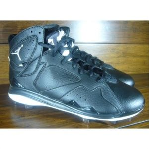Nike Air Jordan Retro 7 VII Men's Metal Baseball